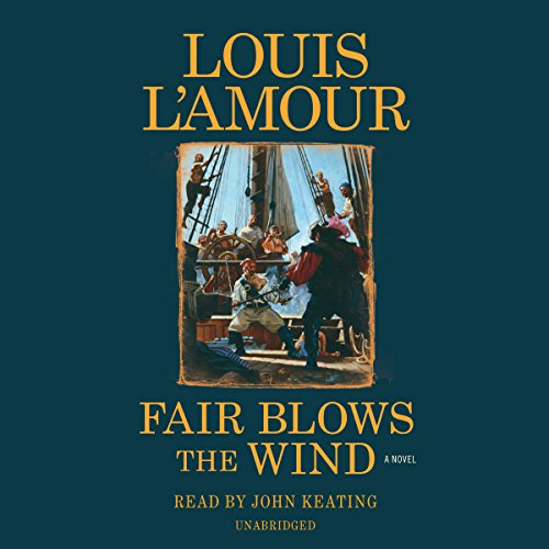 Fair Blows the Wind audiobook cover art