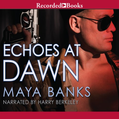 Echoes at Dawn audiobook cover art