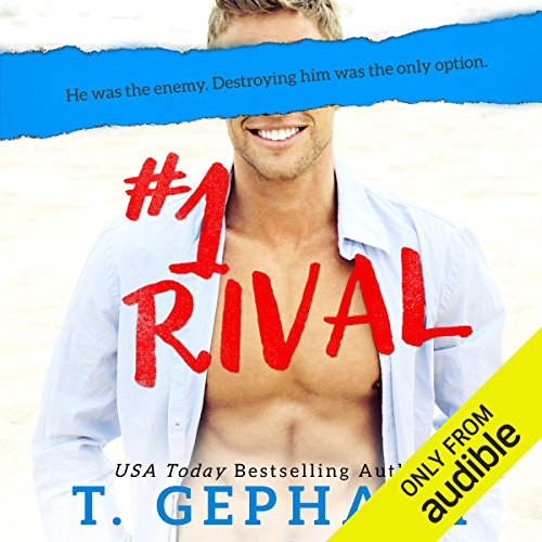 #1 Rival audiobook cover art