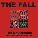 Unutterable-Testa Rossa Monitor Mixes [Import USA]