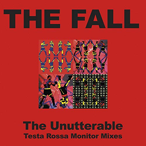 Unutterable - Testa Rossa Monitor Mixes [Vinyl LP]