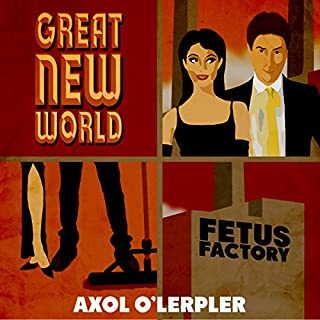 Great New World audiobook cover art