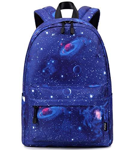 Abshoo Lightweight Water Resistant Cute Backpacks for School Bookbag (Galaxy E)