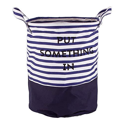 Bolsa de almacenamiento para ropa de cama, diseño de rayas, de honghaier