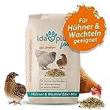 Ida Plus – Hühner & Wachtel Edel-Mix 10 Kg -