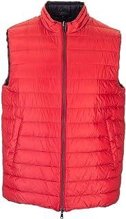 ラグジュアリーファッション | Herno メンズ PI0537U120206980 レッド ポリアミド ベスト | 春夏20