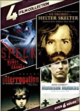 4-Film Thriller Collection: Speck / The Morrison Murders / The Six Degrees of Helter Skelter / The Interrogation of Michael Crowe