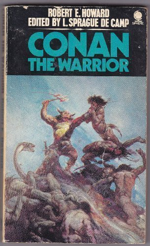 Conan the Warrior 0722146892 Book Cover