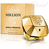 LADY MILLION EAU DE PERFUME vapo 80 ml ORIGINAL