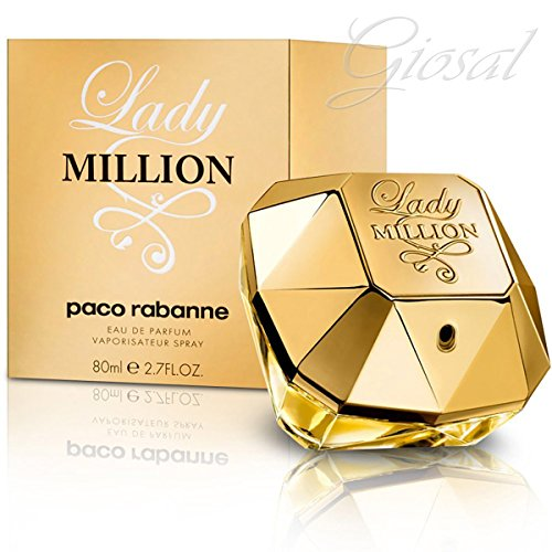 LADY MILLION EAU DE PERFUM VAPO 80 ML ORIGINAL