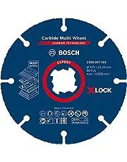 Bosch Professional 1x Expert Carbide Multi Wheel X-LOCK doorslijpschijven