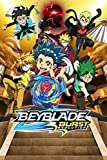 Beyblade Burst Evolution: Writing Journal, Lined Notebook, A Great Gift For Kids All Ages, Best Gift Idea For Christmas, Birthday, New Year, (6' x'9 100 Pages)