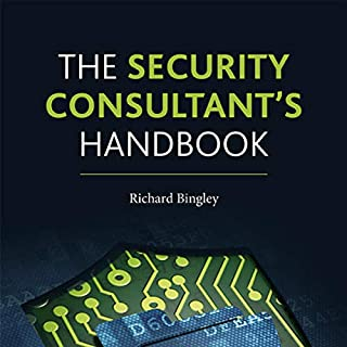 The Security Consultant's Handbook audiobook cover art
