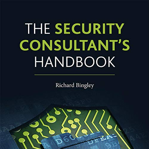 The Security Consultant's Handbook cover art