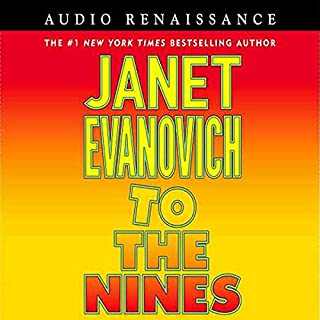 To the Nines                   By:                                                                                                                                 Janet Evanovich                               Narrated by:                                                                                                                                 Lorelei King                      Length: 8 hrs and 10 mins     2,101 ratings     Overall 4.5