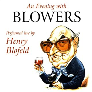 An Evening with Blowers cover art