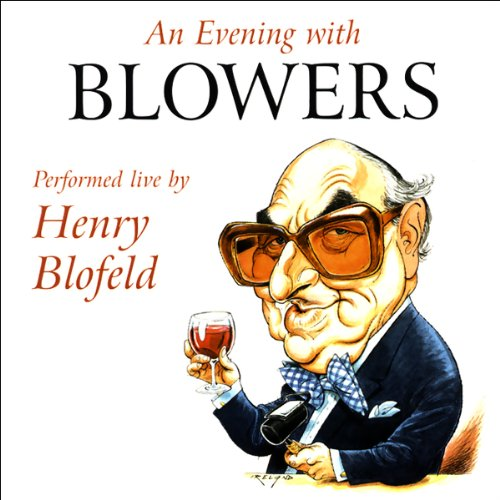 An Evening with Blowers audiobook cover art