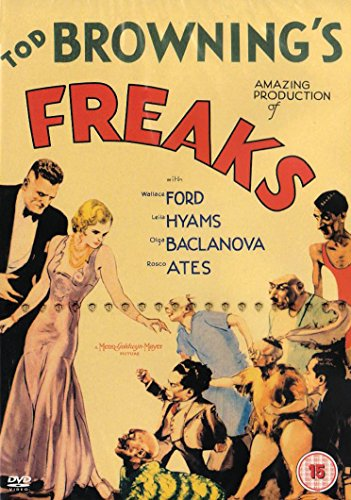 Freaks [Reino Unido] [DVD]