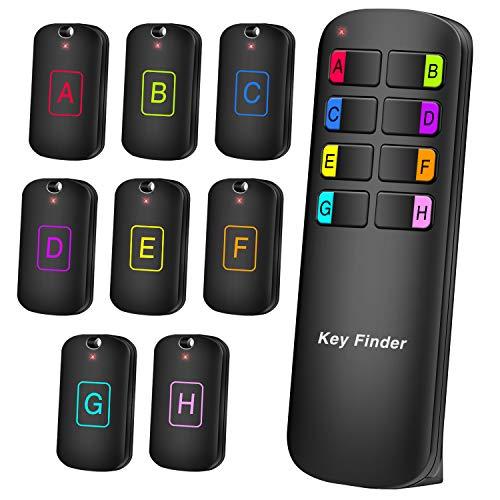 キーファインダー Key finder 探し物発見器 忘れ物探知機 落し物防止 探す アラーム の置き忘れ 鍵 紛失防...