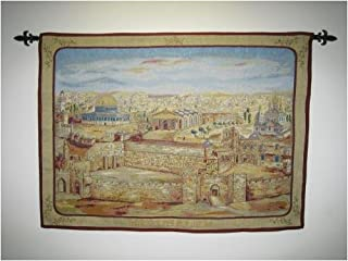 Jerusalem Wall Tapestry Home Decor Wall Hanging