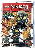 Ninjago Lego 891722 - Cole - Limited Edition