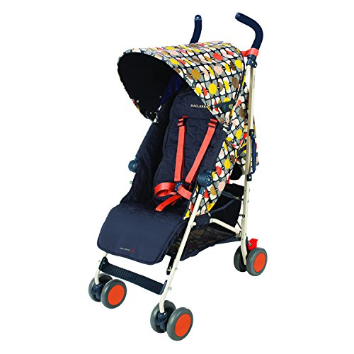 Check Out This Maclaren Quest Stroller - Orla Kiely