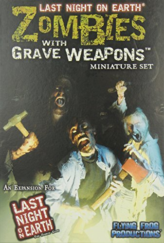 Flying Frog Productions Last Night On Earth: Zombies with Grave Weapons