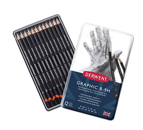 Graphic Hard 12 Tin