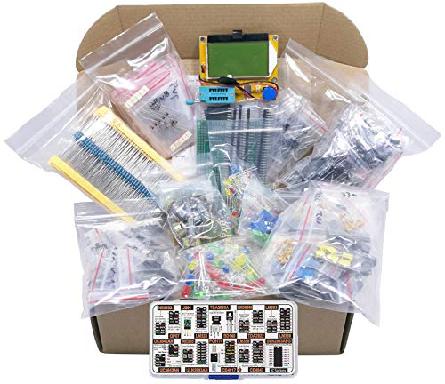 XL Electronic Component Kit Assortment
