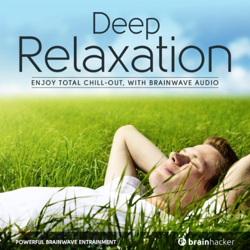 Deep Relaxation Session audiobook cover art