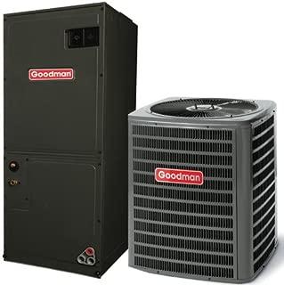 3 Ton 16 Seer Goodman Air Conditioning System - GSX160361 - ASPT42D14