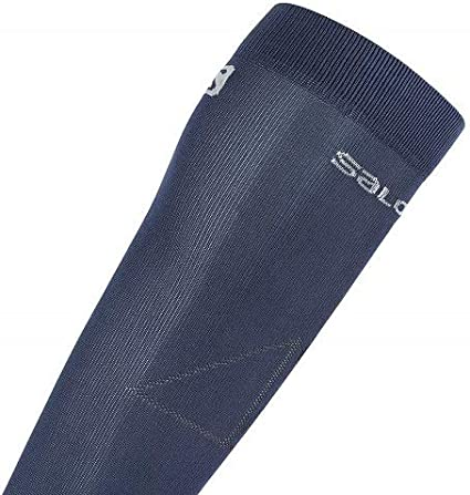 QST Model Polypropylene//Polyamide SALOMON 1 Pair of Unisex High Running Socks