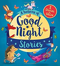 A Treasury of Good Night Stories: Eight Stories to Share (Storytime)