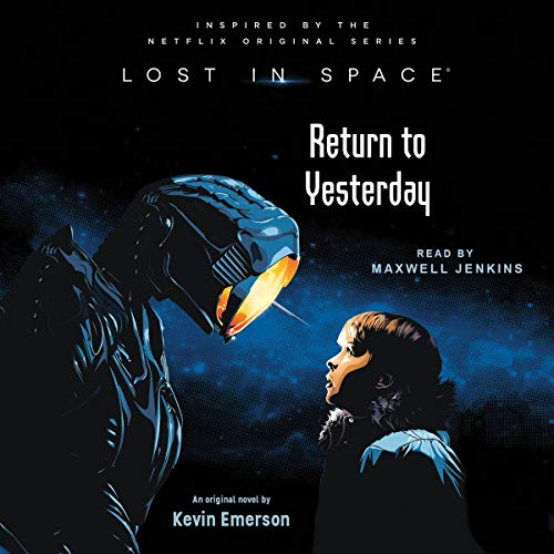 Lost in Space: Return to Yesterday cover art