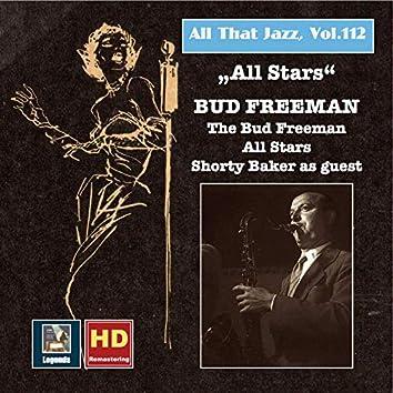 All That Jazz, Vol. 112: All Stars - Bud Freeman