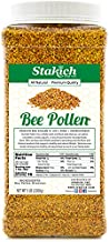 Stakich Bee Pollen Granules - Pure, Natural, Unprocessed - 5 Pound (80 Ounce)