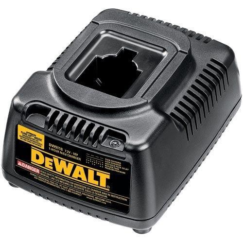 DeWalt DW9116 7.2-Volt to 18-Volt Battery Charger (Renewed)