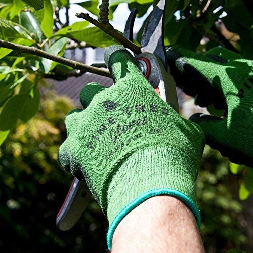 Pine Tree Tools Bamboo Working Gloves for Women and Men. Ultimate Barehand Sensitivity Work Glove for Gardening, Fishing, Clamming, Restoration Work & More. S, M, L, XL, XXL (1 Pack XXL)…