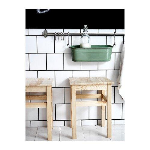 Ikea ODDVAR Holz Hocker - 2