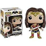QToys Funko Pop! Batman vs Superman #86 Wonder Woman Chibi...