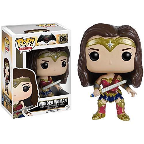 Gogowin Batman vs Superman #86 Wonder Woman Chibi Figure