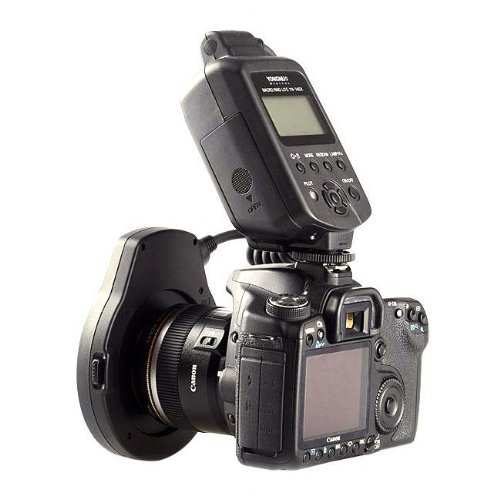 YongNuo YN-14EX TTL Macro Ring Lite Flash Light for Canon EOS DLSR Camera