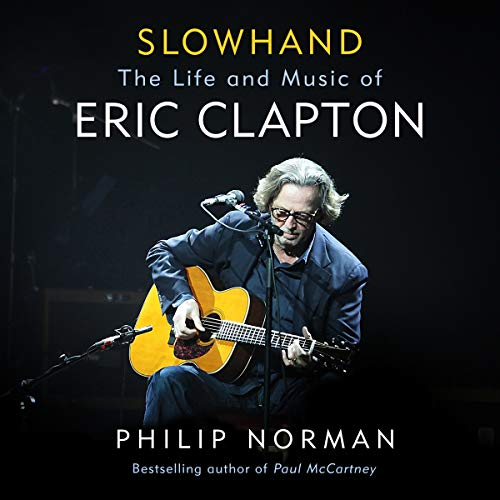Slowhand audiobook cover art