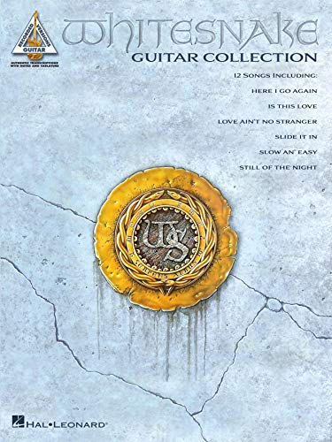 Whitesnake Guitar Collection (English Edition)