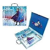 FROZEN II Elsa Set de Actividades, Manualidades y Juegos, Color (CIFE Spain 41915)