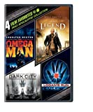 4 Film Favorites: Post-Apocalypse (I Am Legend, Logan's Run, Dark City Director's Cut, The Omega Man)
