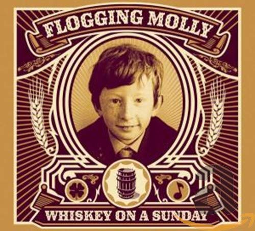 Flogging Molly - Whiskey On A Sunday + Dvd