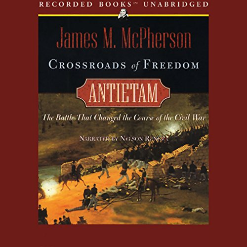 Crossroads to Freedom audiobook cover art