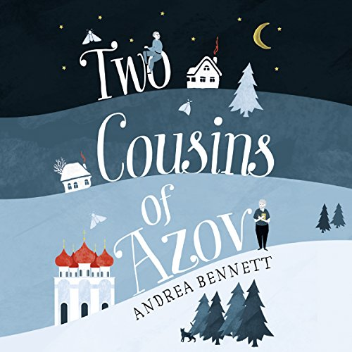 Two Cousins of Azov audiobook cover art