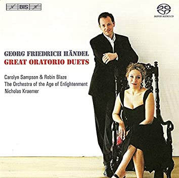 Handel: Duets From the Great English Oratorios